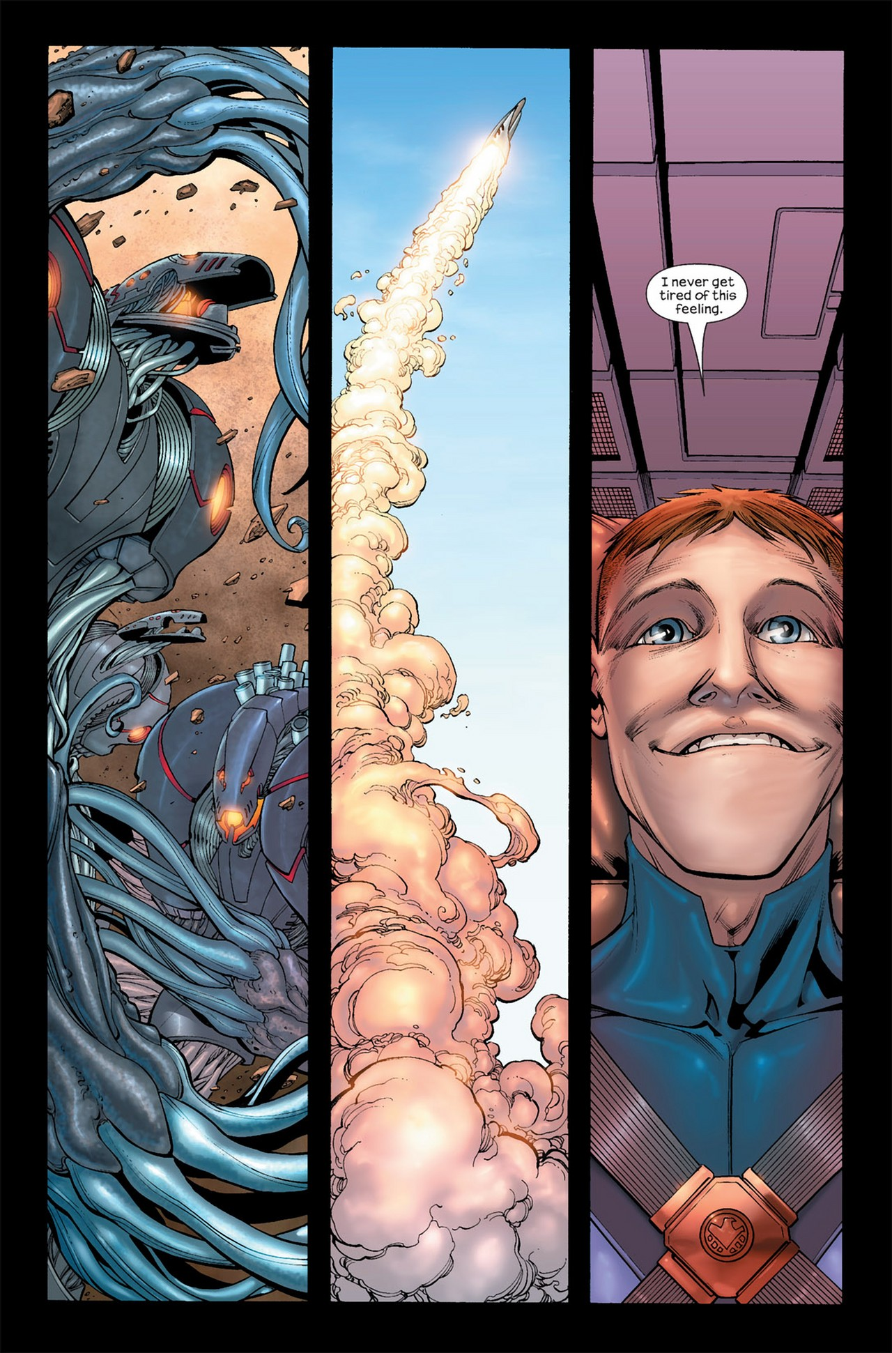 Read online Ultimate Secret comic -  Issue #3 - 20