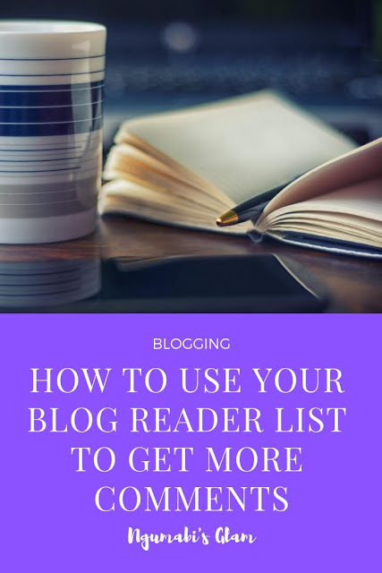 Use Your Blog Reader List To Get More Comments
