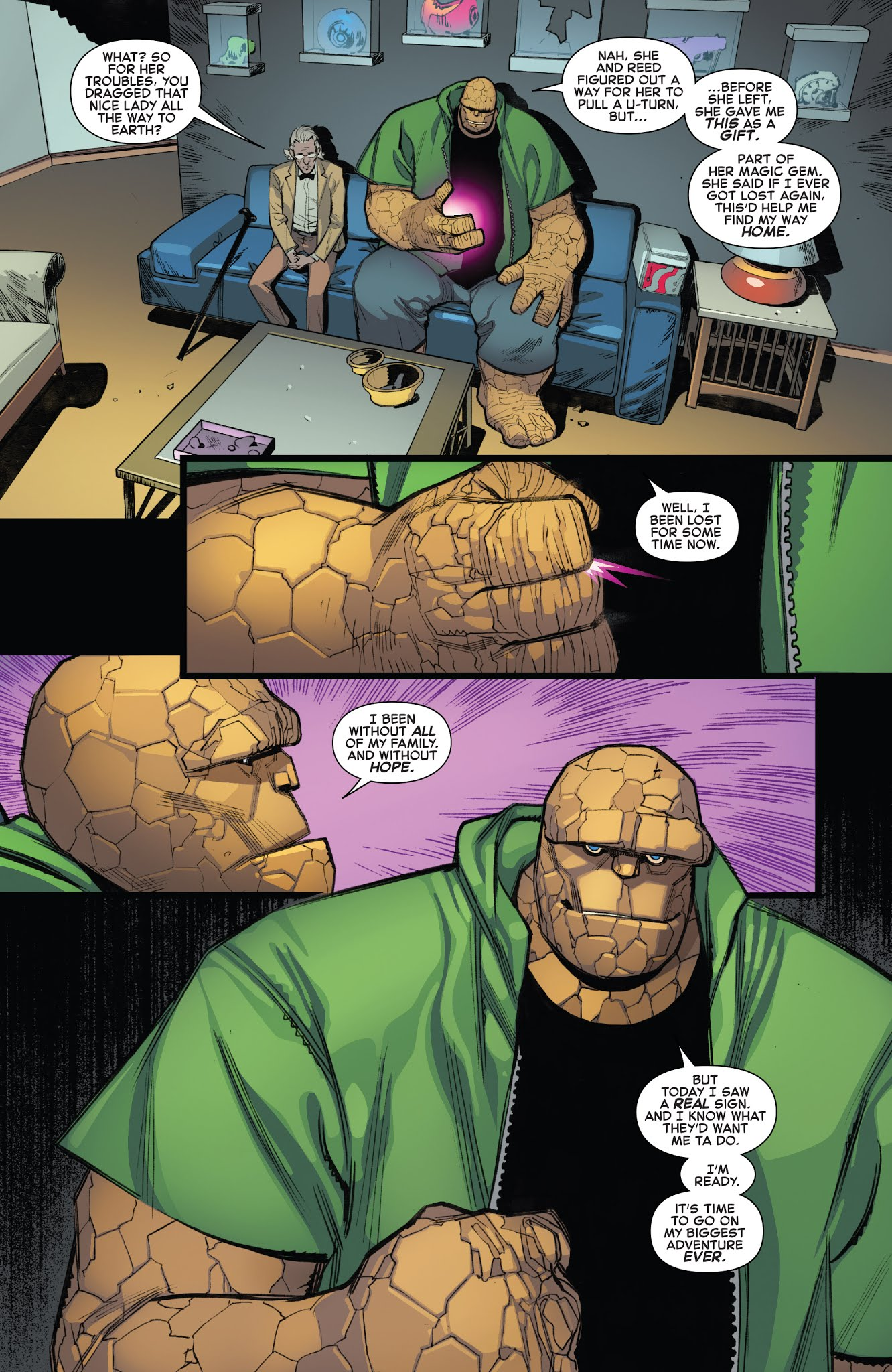 Fantastic Four (2018) #1 #16 - English 22