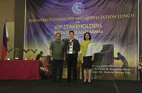 SM City General Santos bags award from Bangko Sentral ng Pilipinas