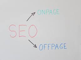 On page seo and off page seo, on page seo checker