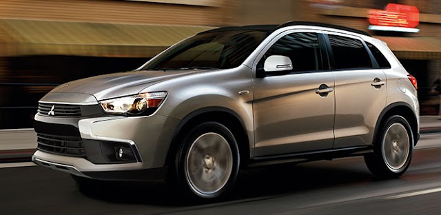 2017 Mitsubishi RVR Release Date and Review