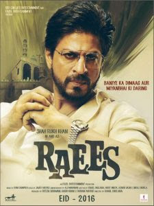 Download Film Raees (2017) DVDScr Subtitle Indonesia