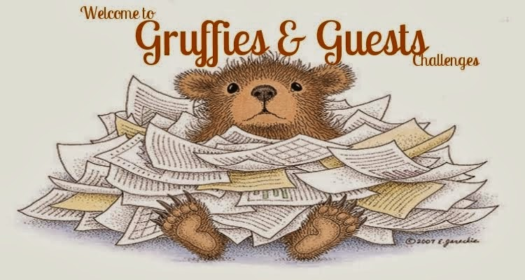 Gruffies & Guests Challenge blog
