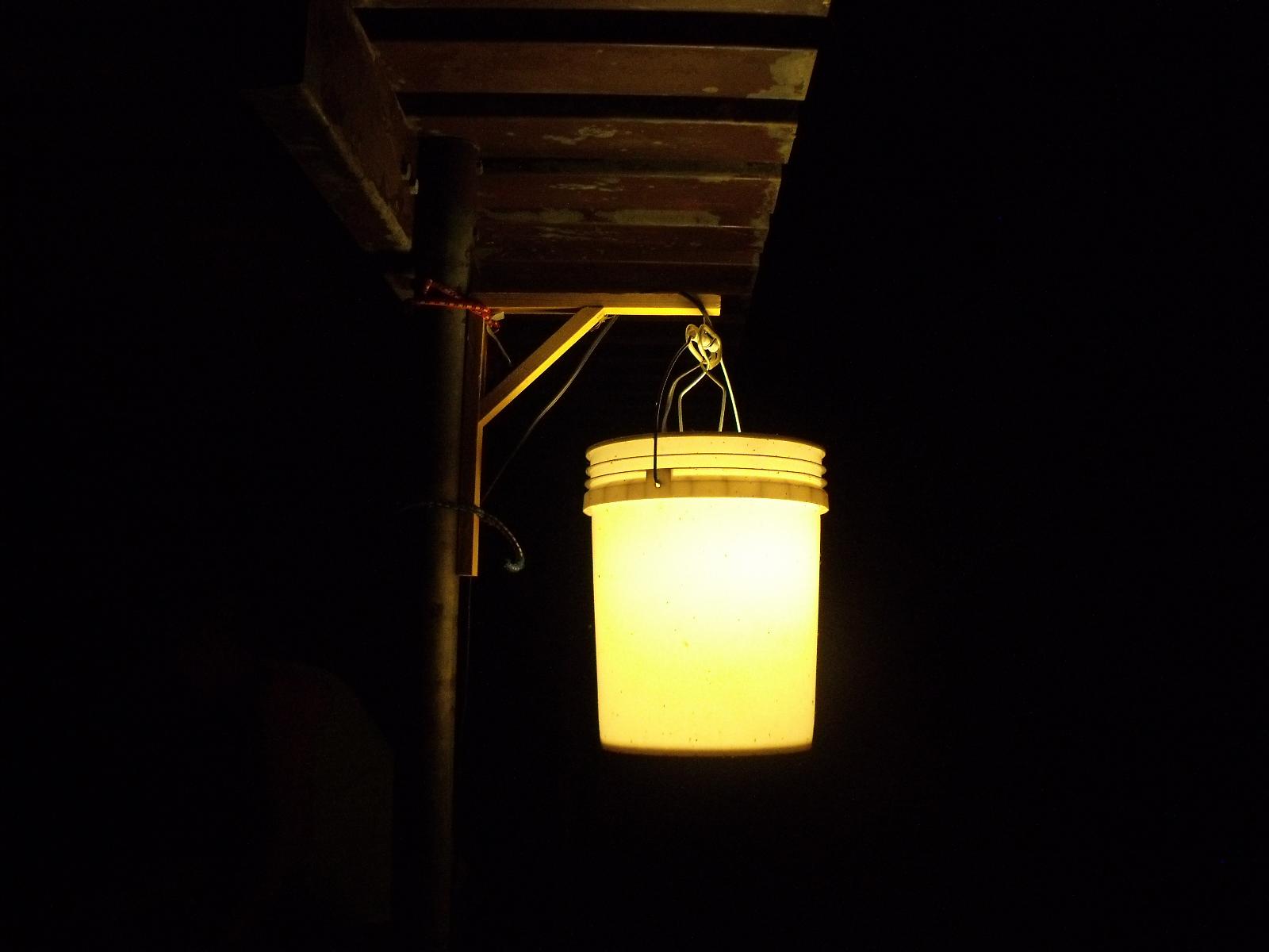 String Lights Rv