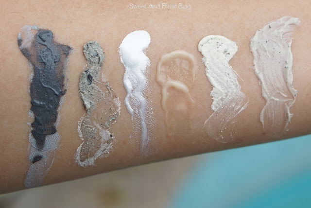 Glamglow Masks Texture Supermud, Youthmud, Gravitymud, Thristymud, Flashmud, Powermud