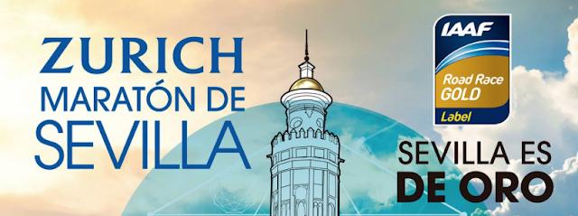 La Maratón de Sevilla consigue el sello de oro de la IAFF