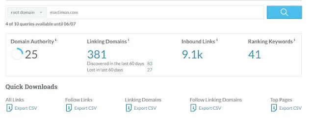Bongkar Rahasia Backlink Dibalik Blog Mastimon Hingga Dapat Ribuan Visitor