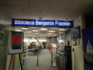 Benjamin Franklin Library Mexico City