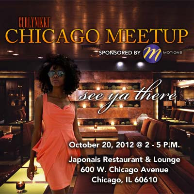 Curly Nikki Chicago Natural Hair Meet-up