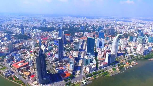 HoREA nhận định : TP HCM có dáng dấp của một siêu đô thị
