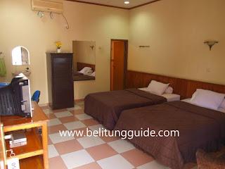 Hotel Murah | Hotel Bunga Pantai di Belitung