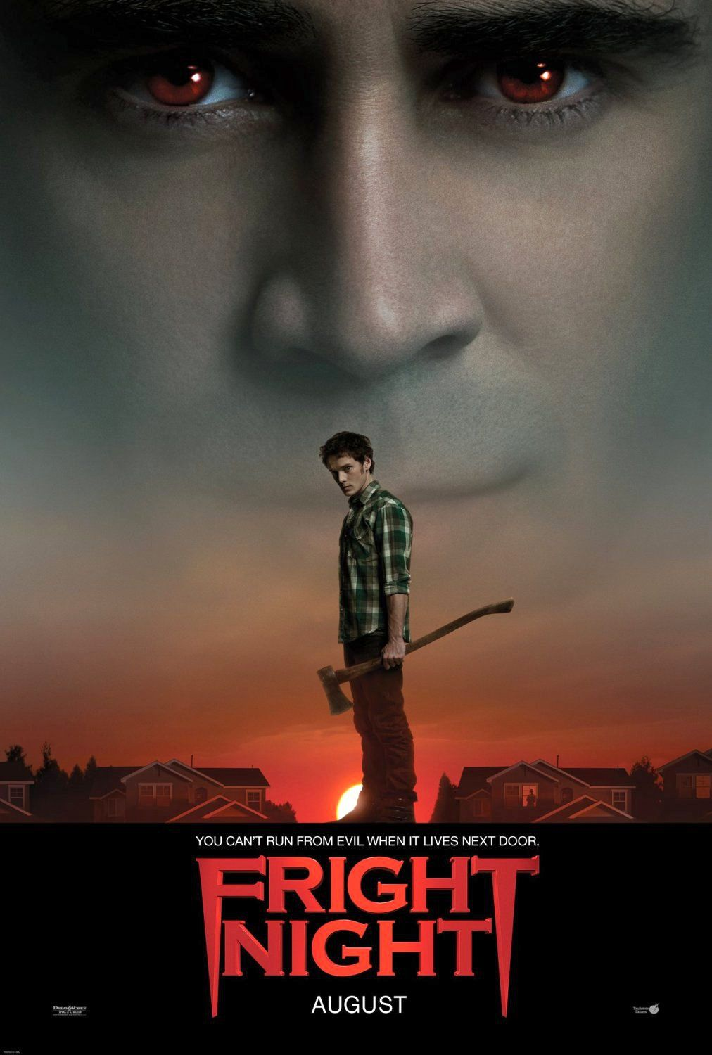 David tennant fright night seems excellent