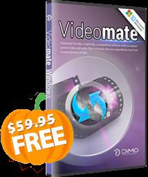Dimo Videomate 3.6.1 free full registration key, serial