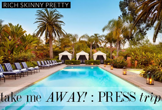 Press Trip to the Rancho Valencia Resort & Spa | Travel Essentials and Packing Tips with the Editor