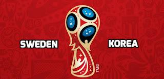 Sweden vs Korea Republic Live Match