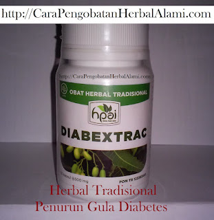 Obat Diabetes Mellitus Diabextrac HPAI Original herbal alami tradisional