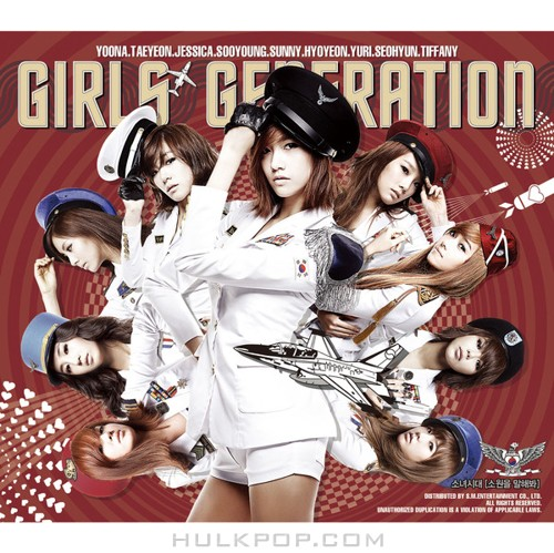 Girls' Generation – Genie – EP (ITUNES PLUS AAC M4A)