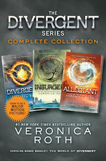The Divergent Series Complete Collection - Veronica Roth [kindle] [mobi]