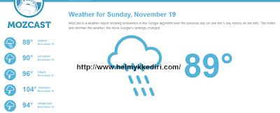 monitoring perkembangan algoritma google