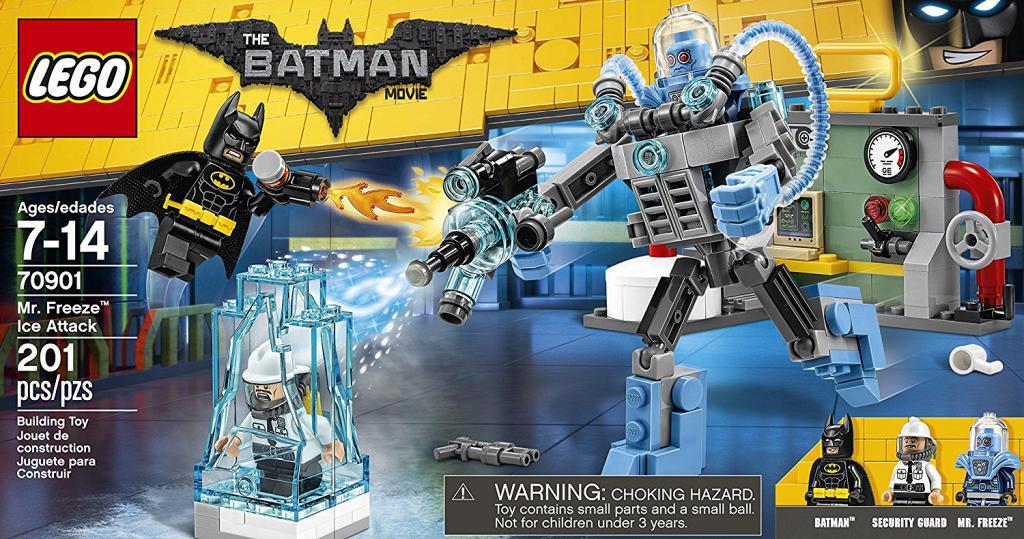 La Bricks & Hobby: Batman's Armor MOC