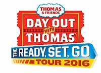 Ready Set Go Tour, Thomas and Friends
