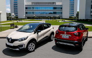 Renault lança o Captur no Brasil