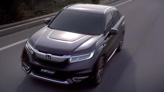 Honda Avancier USA Release Review, Price