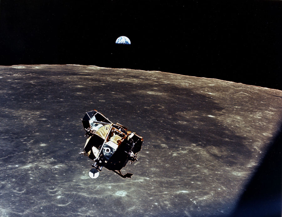 apollo 11 moon landing mystery - photo #17