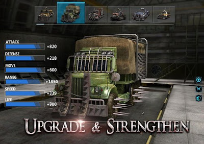 Download Last Empire War Z Mod Upgrade & Strengthen