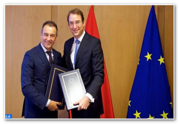 الاتحاد الأوروبي والمغرب.. تنويه بالتوقيع على تعديل برتوكولات اتفاق الشراكة