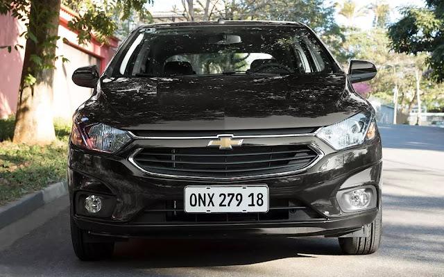 Chevrolet Onix e Prisma 2019 têm aumento de preços - tabela