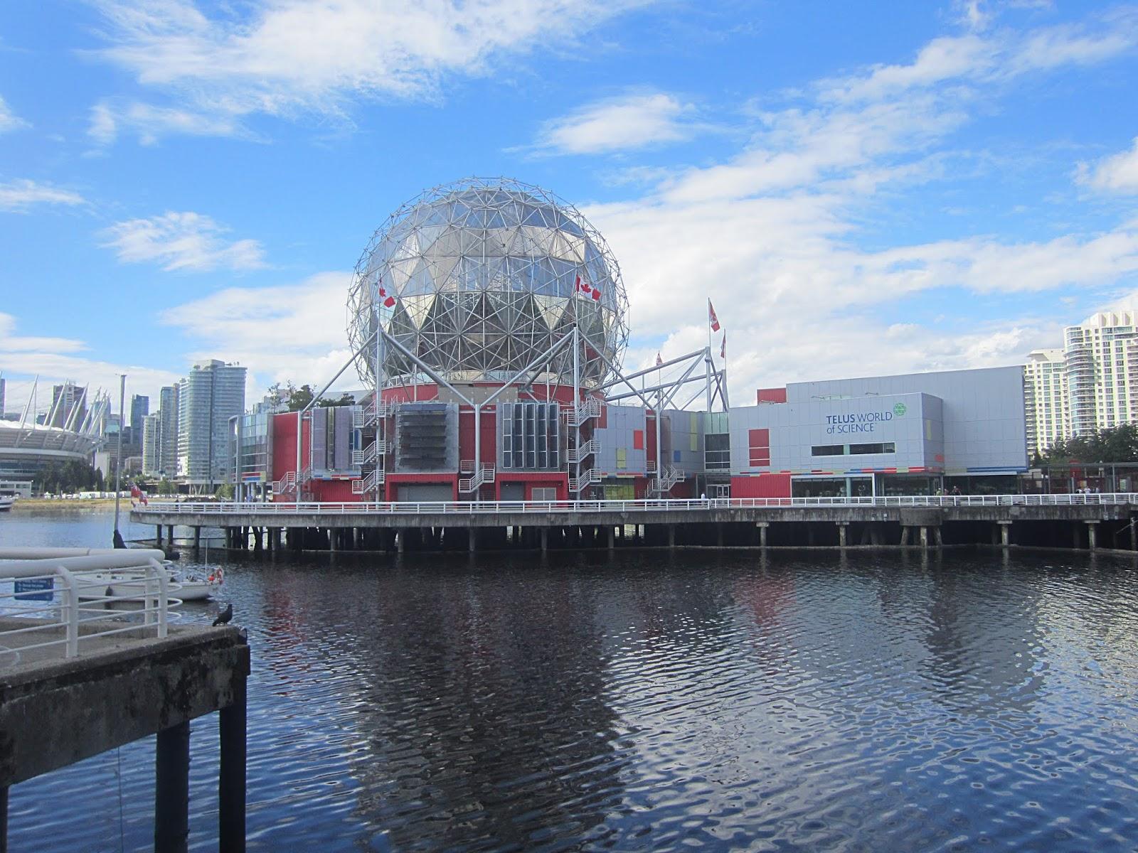 Впервые побывали в Канаде - Впечатления о Ванкувере