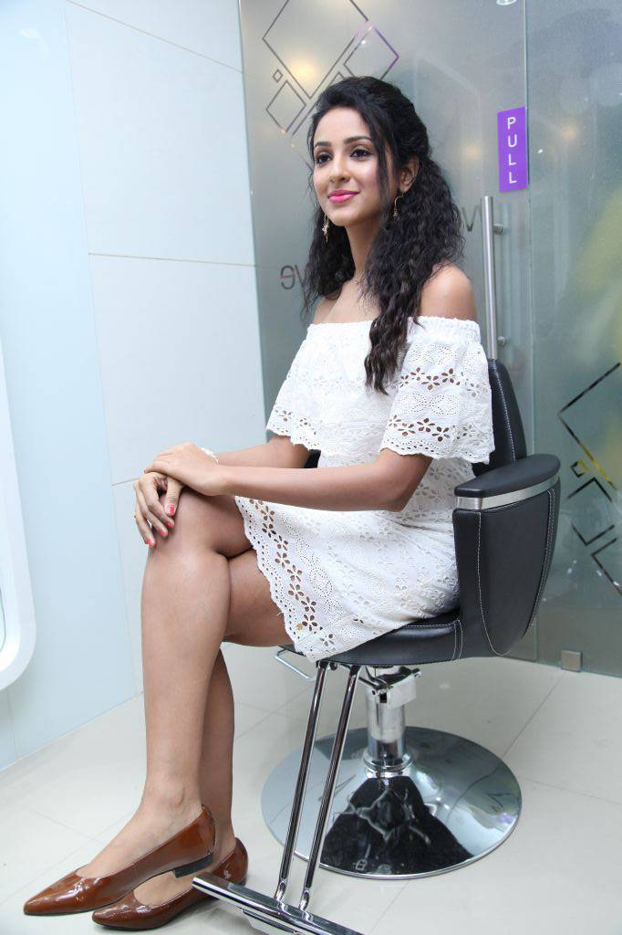 Priya Shri At Naturals Family Salon and Spa Launch Gallery