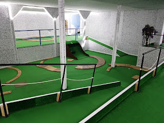 Holey Molies Mini Golf in Skelton-in-Cleveland