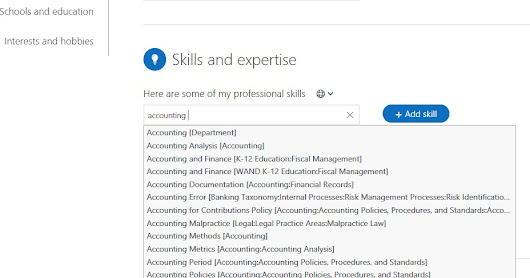 Taxonomy: The Missing Signal in Microsoft Delve