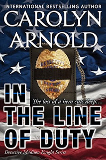 In the line of duty by Carolyn Arnold