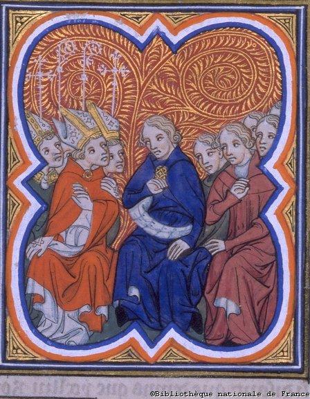 A sacralização da vida política francesa na Idade Média foi tão profunda que não foi possível apagá-la e até ressurge hoje