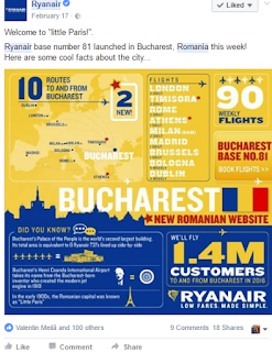 Ryanair vrea sa te plimbe ieftin prin Europa. Profita!