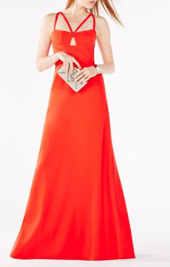 Increíbles tendencias en la moda | Vestidos rojos