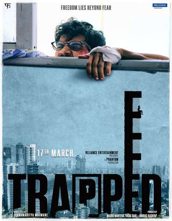 Trapped 2017 Full Hindi Movie DVDRip Free Download