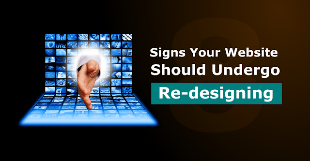8 Signs It's Time for a Website Redesign | Website Redesigning Services in Mumbai