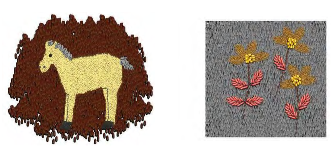 67 Gambar Mosaik Hewan Dari Biji-bijian Terbaru