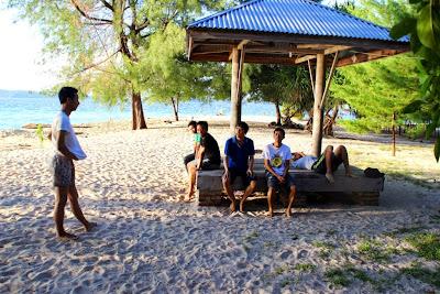 Punggawa K-180 Pulau Saronde
