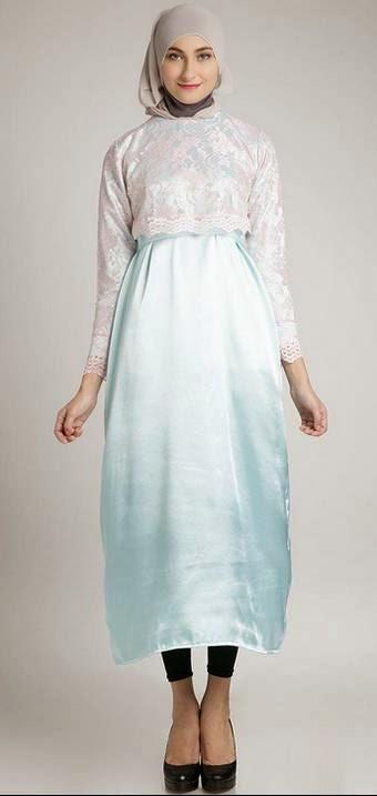 Trend Baju Dress Muslimah