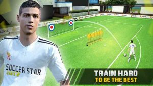 Soccer Star 2017 Mod Unlimited Money