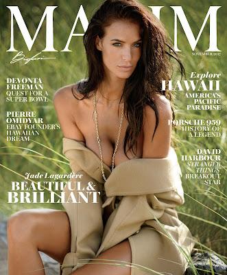 El mes pasado en Maxim USA