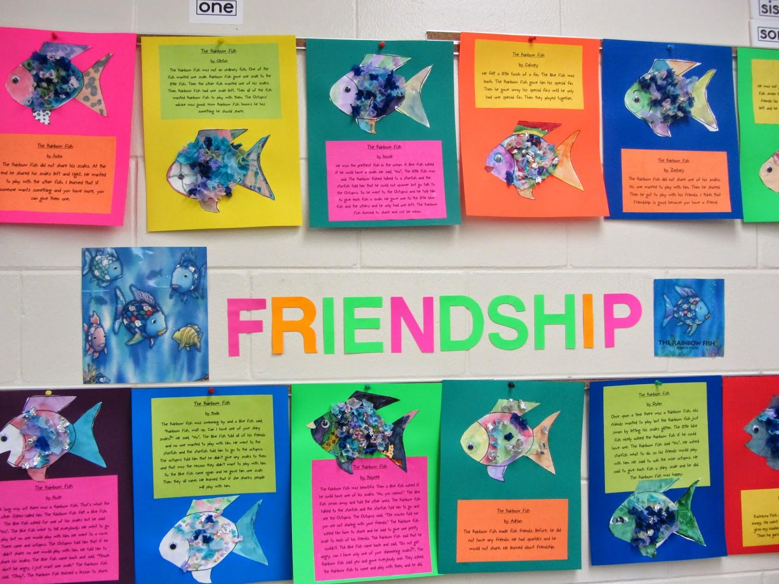 Buddy World Elementary The Rainbow Fish