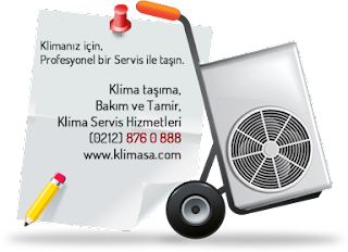 klima taşıma istanbul