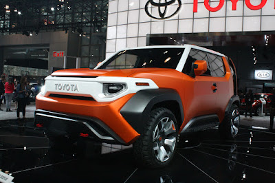 Toyota FT-4X 2018 Concept, Review, Specs, Power